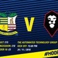 Solihull Moors vs. Salford City