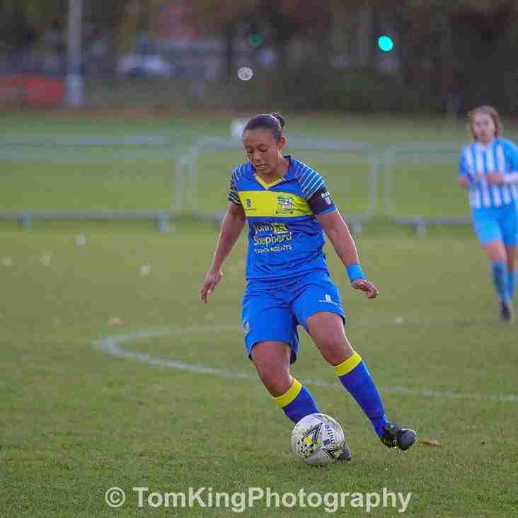 Solihull Moors Ladies - players wanted