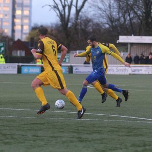 Sutton United 2 Solihull Moors 2