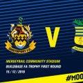 Southport FC vs. Solihull Moors FC