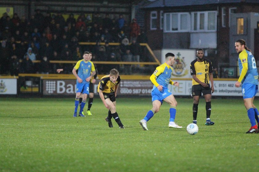 Southport 0 Solihull Moors 1
