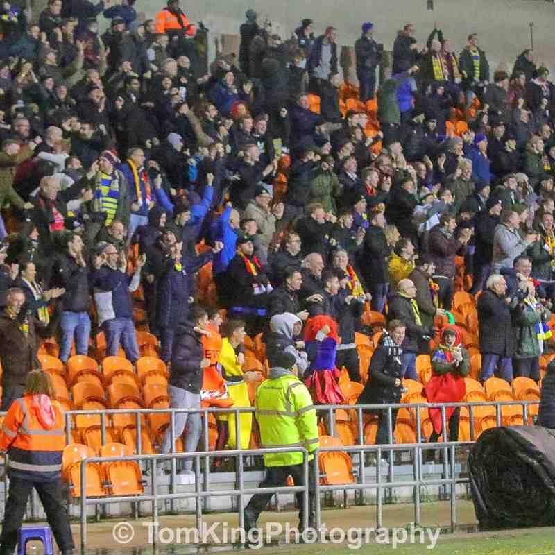 vs Blackpool - 18/12/18