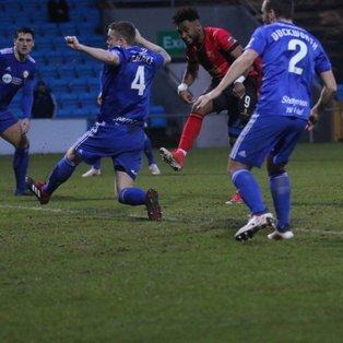 FC Halifax Town 2 Solihull Moors 2