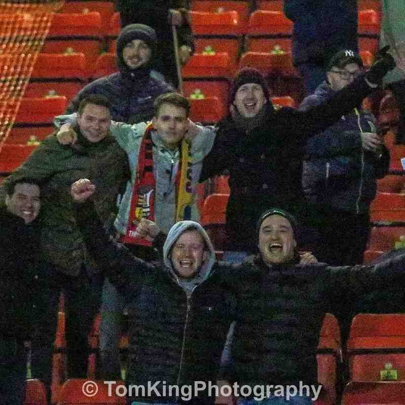 vs Gateshead - 08/01/2019