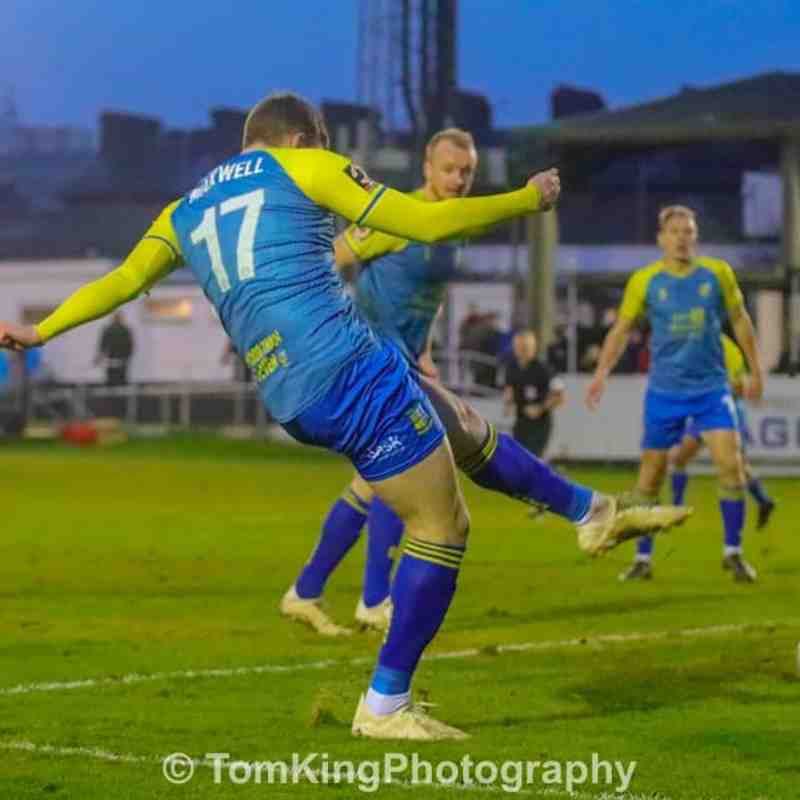 vs Maidenhead United - 19/01/2019