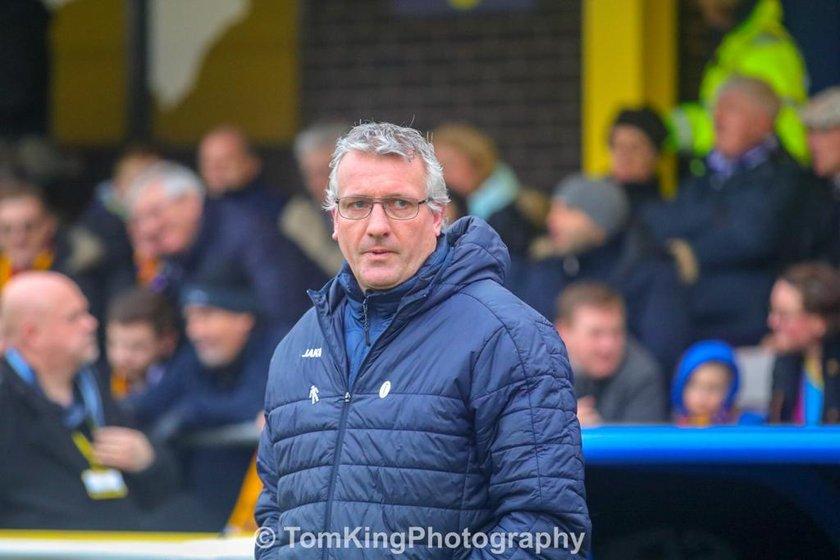 Reaction: Tim Flowers on Ilkeston victory