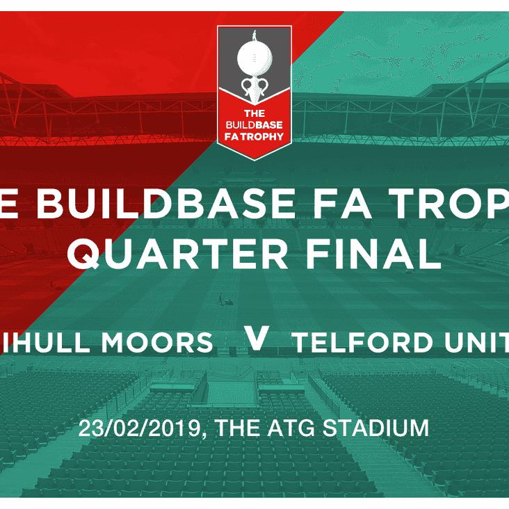 FA Trophy: Quarter-final opponents