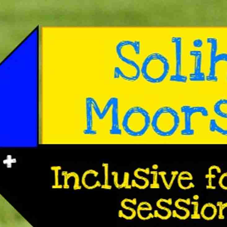 All inclusive football sessions