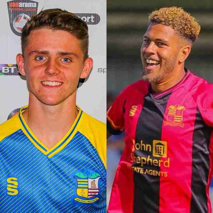 Loan moves for Moors duo