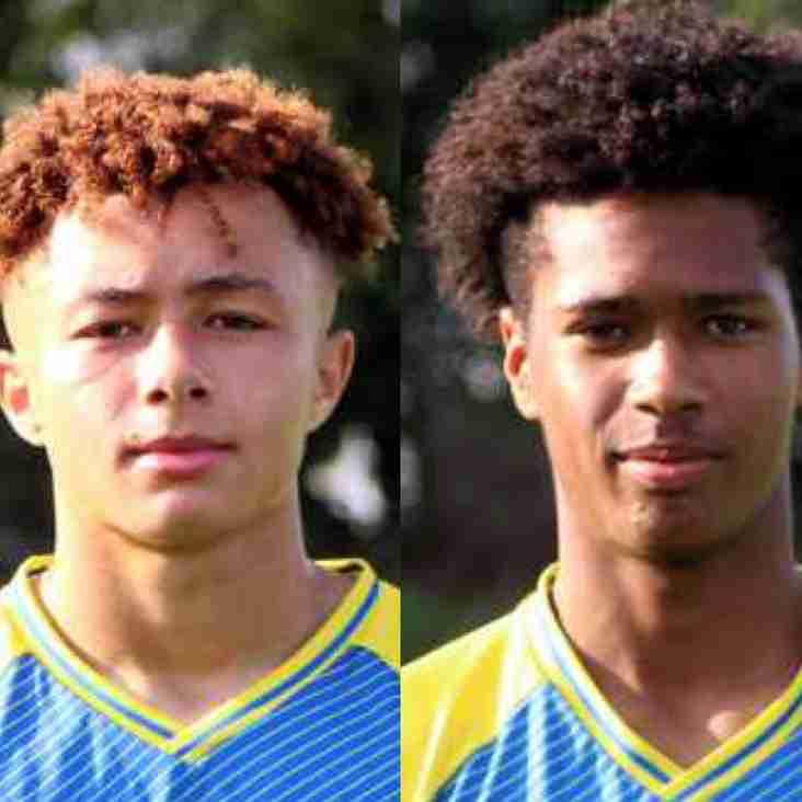 Academy stars on their Premier League trial