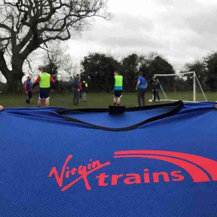Solihull Moors partner with Virgin Trains