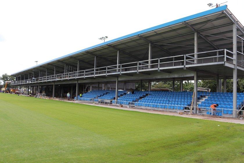 Gallery: Latest Main Stand Developments