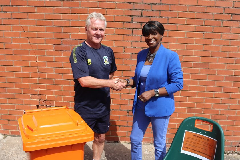 Solihull Moors to lend a helping hand