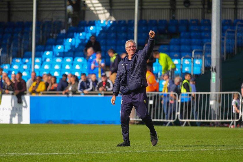 Reaction: Solihull Moors 2 Ebbsfleet United 1