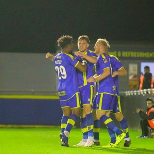 Solihull Moors 2 Stockport County 0