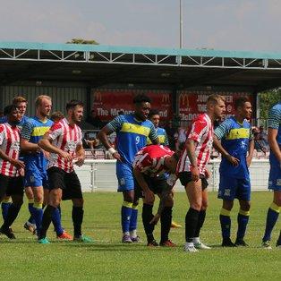 Evesham United 0 Solihull Moors 5