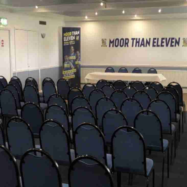 Function rooms to hire