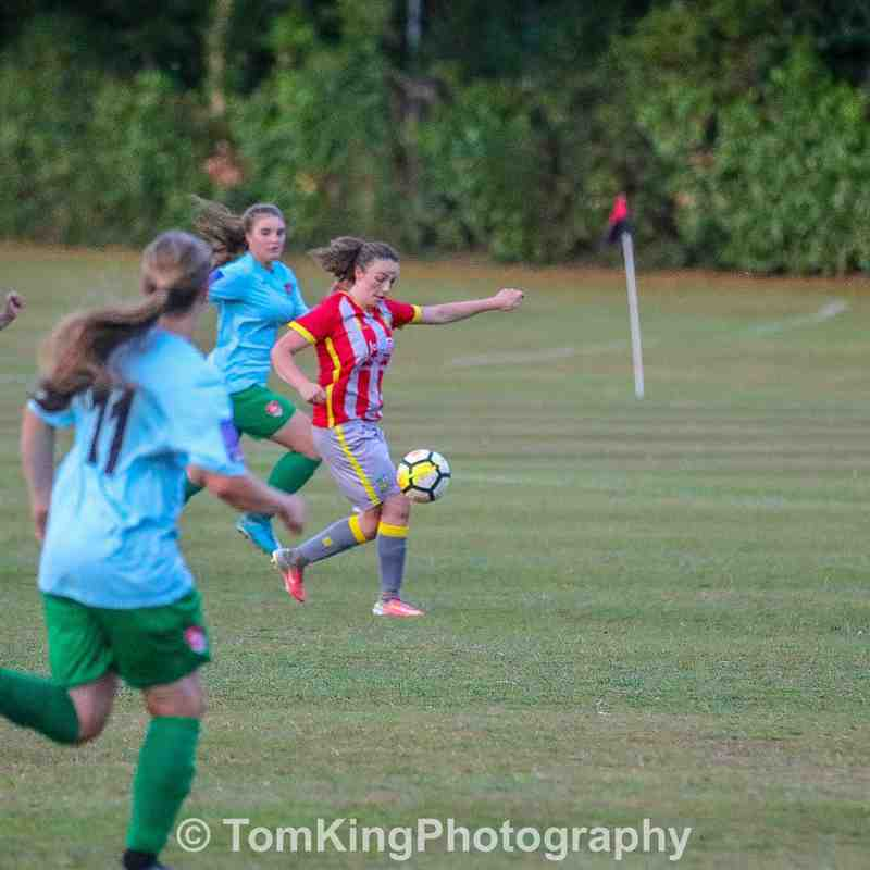 Ladies vs Coventry United