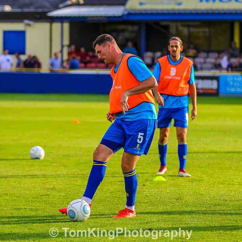 vs Maidenhead - 07.08.2018