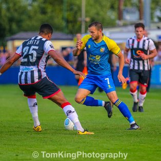 Solihull Moors 1 Maidenhead United 0