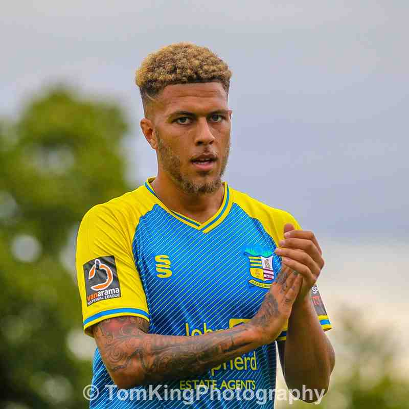 vs Sutton Utd - 18.08.18