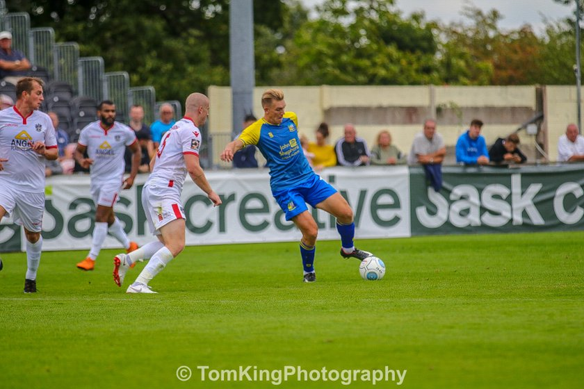 Solihull Moors 2 Sutton United 2