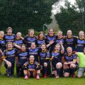 Girls Under 16's lose to Oulton 0 - 18