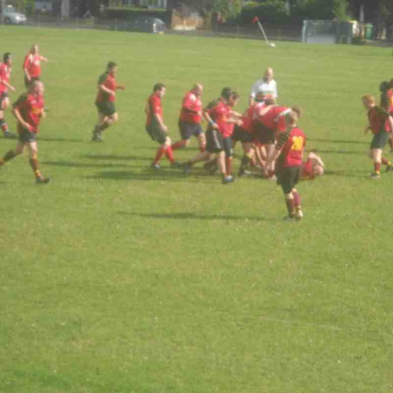 Walsall 3rd's vs Willenhall - 17/9/2011