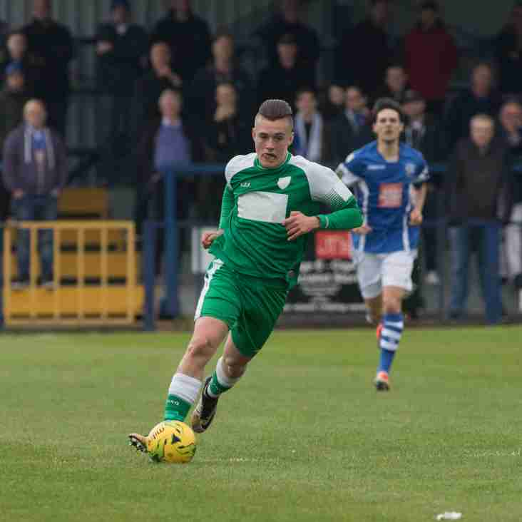 Calum Davies leaves The Head
