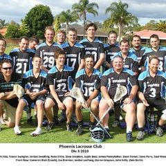 Mens Division 3 Team Photos