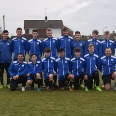 U17 lose to Old Catton Juniors FC Yellows