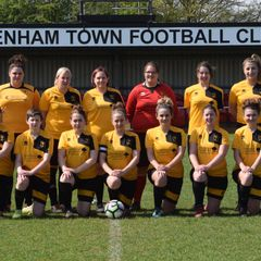 Fakenham Town Ladies beat Long Stratton Womens 3 - 0