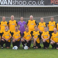 Veterans lose to Y.B.V Costessey United 0 - 2