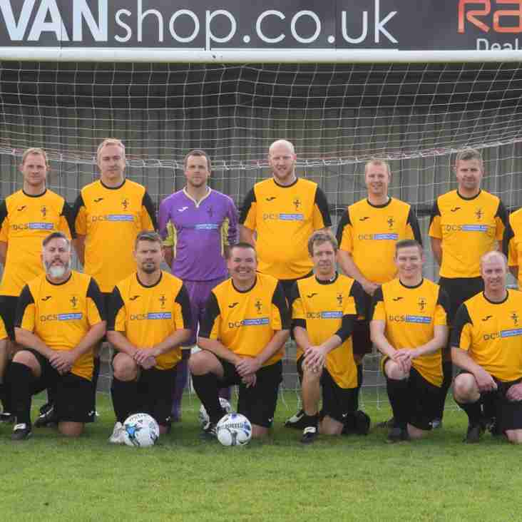 The Veterans will be playing Norton Athletic Veterans on Tuesday 11th December ko7.30pm at Clipbush Park