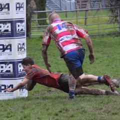 Ruthin RFC v Dinbych 2nds - 31st March 2018