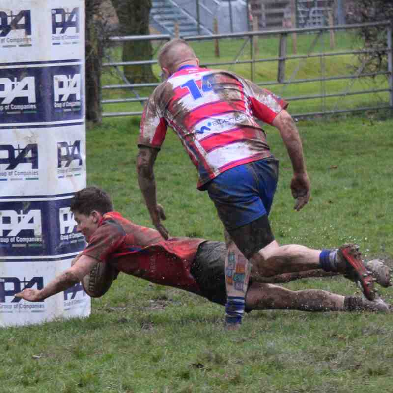Ruthin RFC v Dinbych 2nds - 31st March 2018