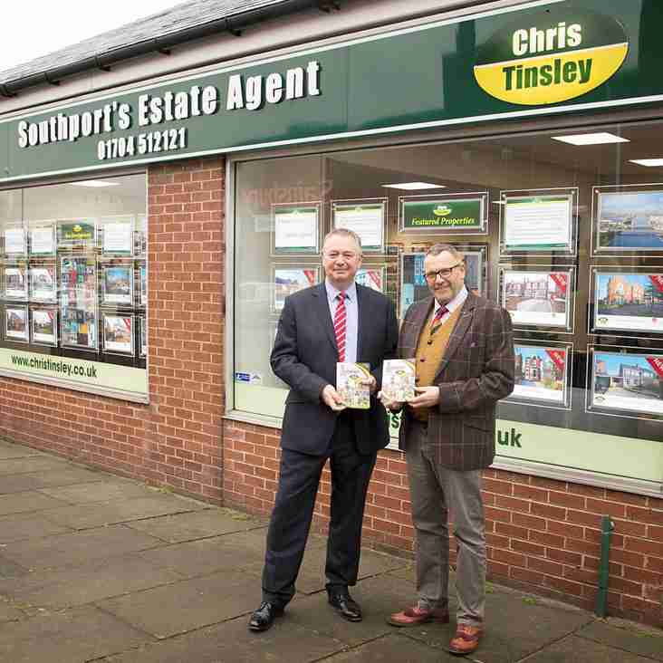 Chris Tinsley Estate Agents Scrums Down With Southport RFC