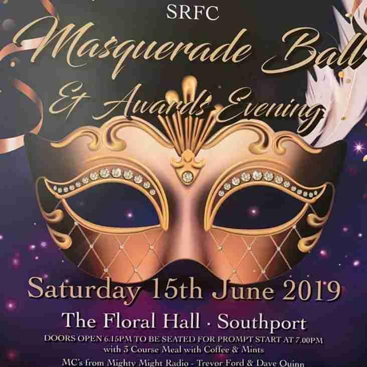 Masquerade Ball & Awards Evening
