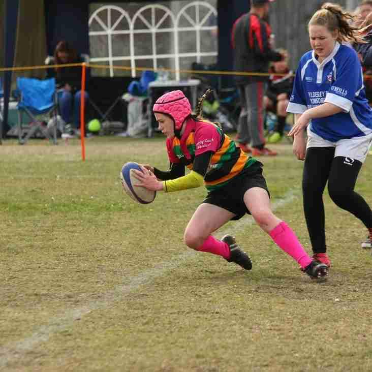Girls & Ladies Rugby Festival