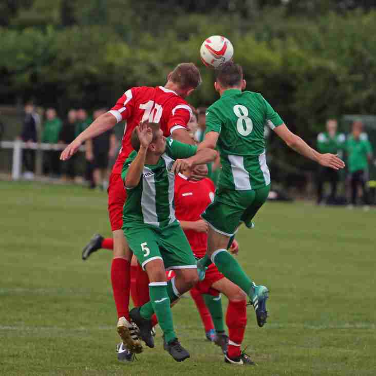 FA CUP EXTRA PRELIMINARY ROUND REPLAY