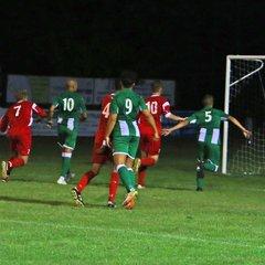 Whitton Utd v Fram FA Cup Repay