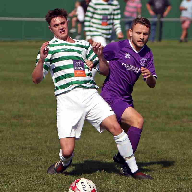 Framlingham Town v Wisbech FA Vase 1st round