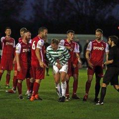 Fram v Norwich United