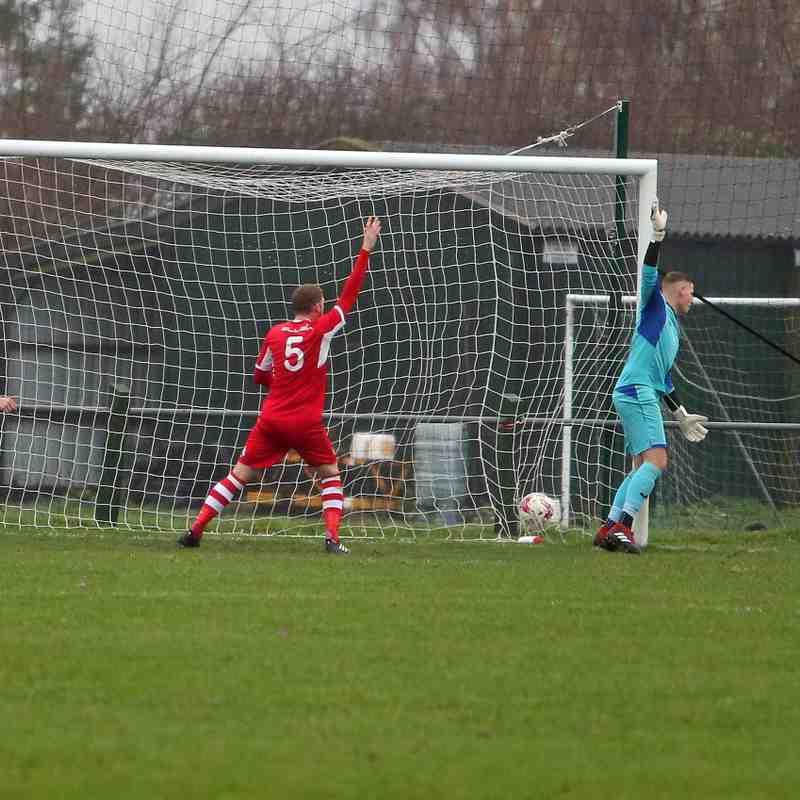 Fram v Ely City FC