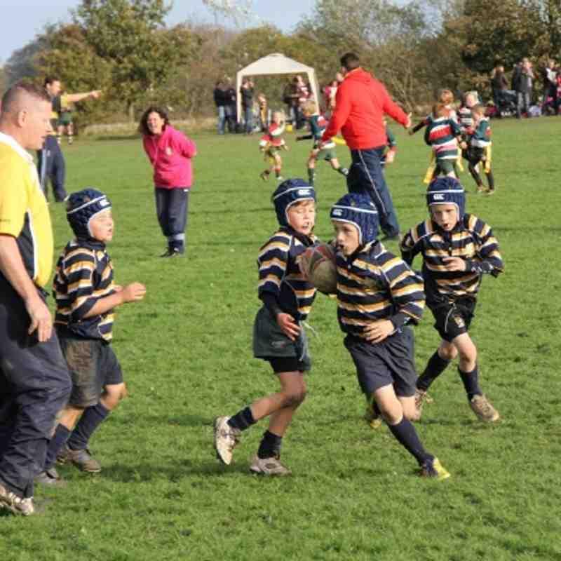 30 Oct 2011 - Wirral Rugby Club