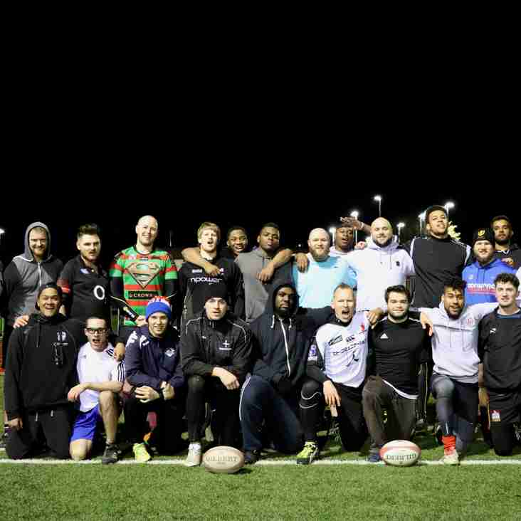 Successful Free Rugby Taster Session