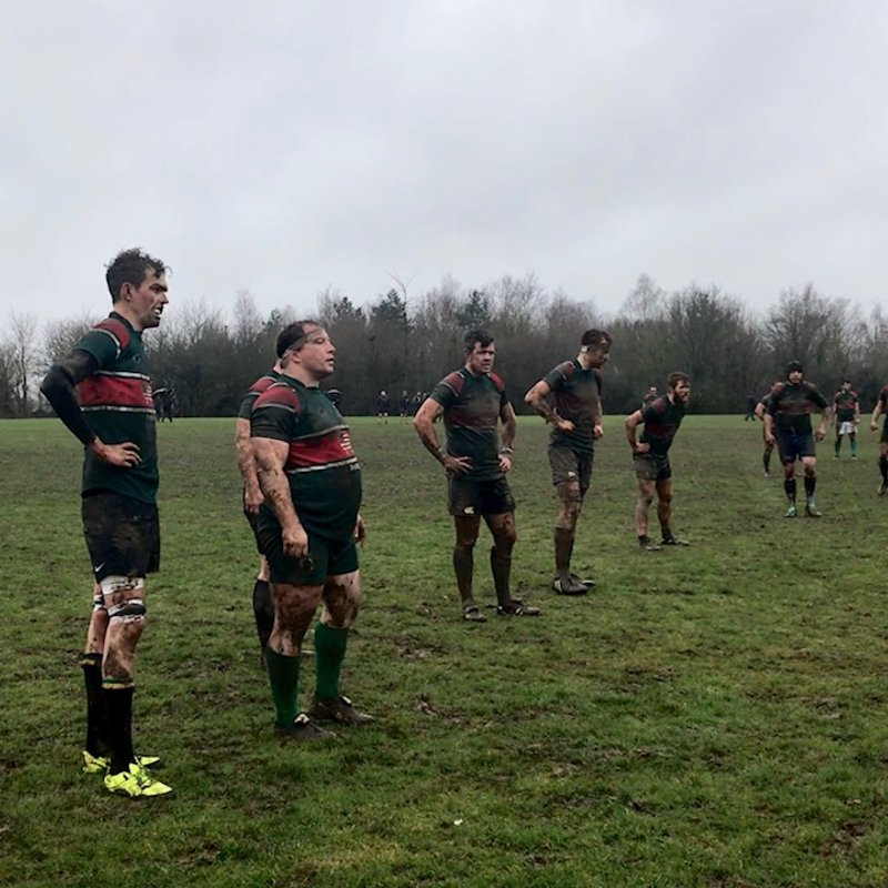 Haringey Rhinos vs Mill Hill RFC