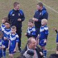 Queensbury U8's & 9's do us proud