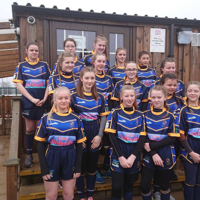 Orrell St James ARLFC  -  Shaw Cross Sharks