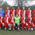 Bishops Itchington Sunday Side lose to Radford Semele 0 - 1